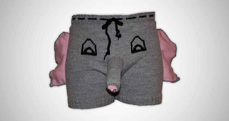 Elephant Underwear