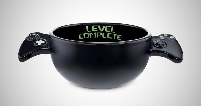 """Level Complete"" Gamer Bowl"
