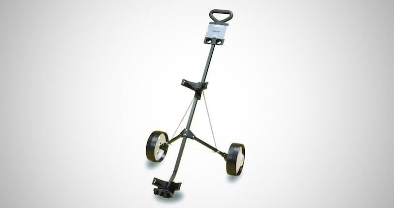 Deluxe Steel Push Cart