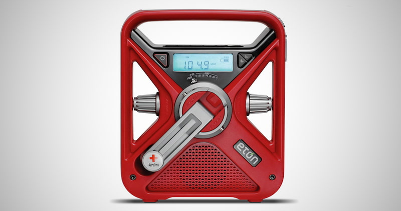 Red Cross Emergency Radio