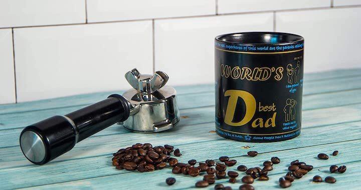 Dad Moments Coffee Mug