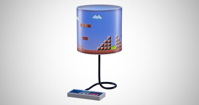 Nintendo Super Mario Bros Lamp