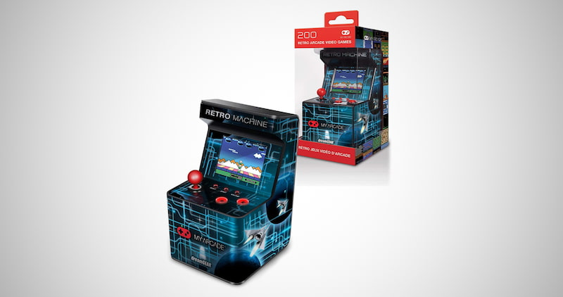 Retro Mini Arcade