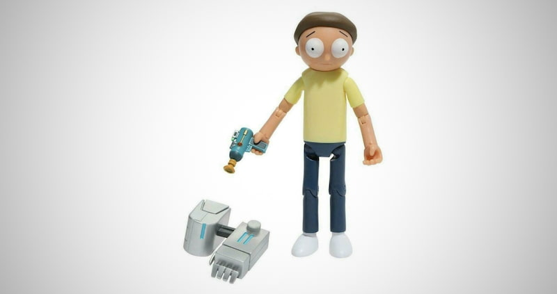 Rick and Morty Action Figure