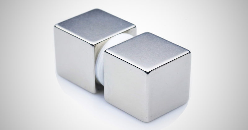 One Inch Cube Magnet