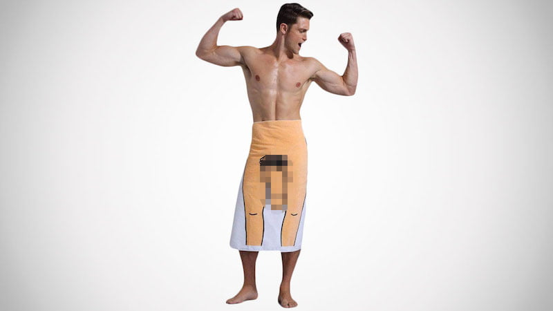 3D Dad Beer Belly Waist Pocket