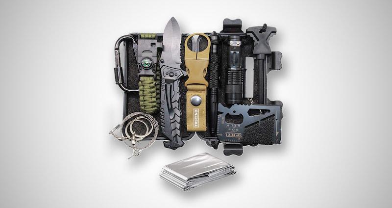 11-in-1 Survival Gear Kits