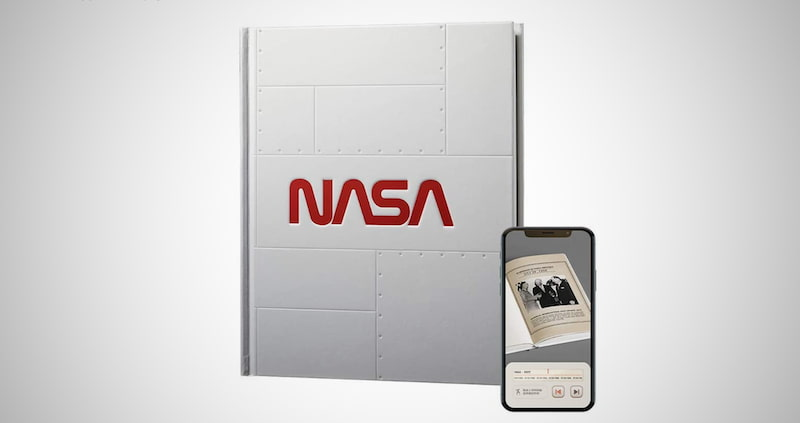 NASA Hardcover AR Notebook