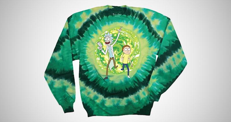 Rick and Morty Unisex Sweatshirt