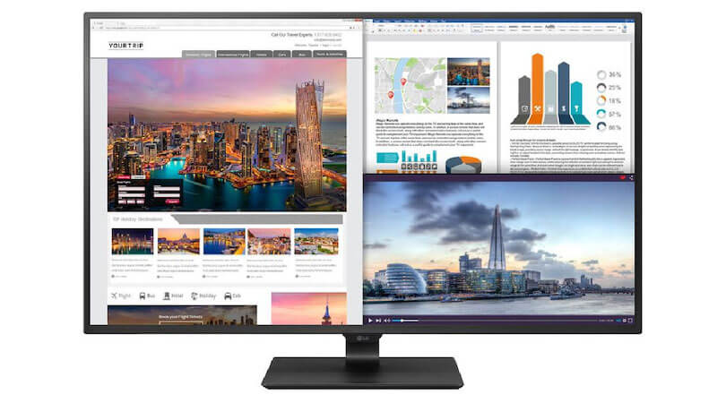 "LG Electronics 42.5"" Screen LED-lit Monitor"