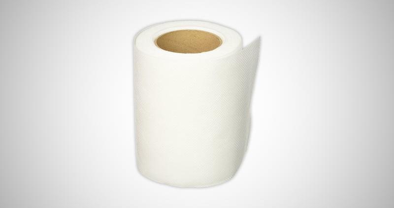 No Tear Fabric Toilet Paper
