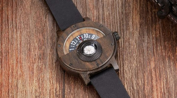 Men's Bamboo Wooden Watch