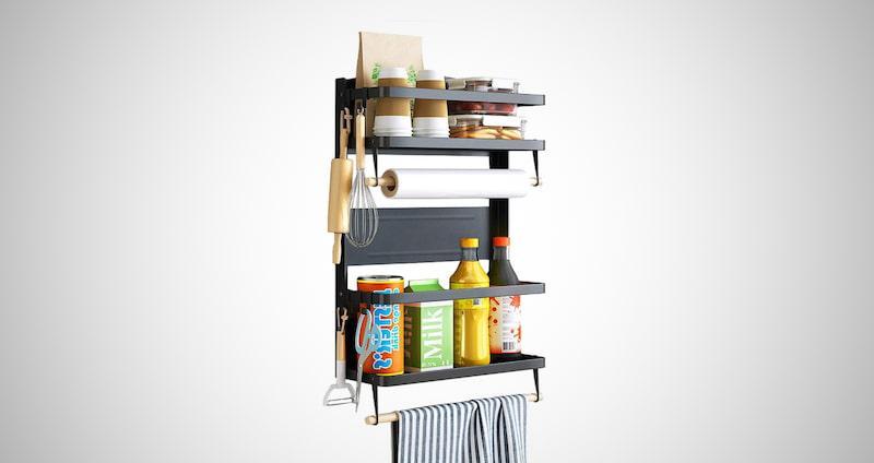 Magnetic Spice Rack Organizer