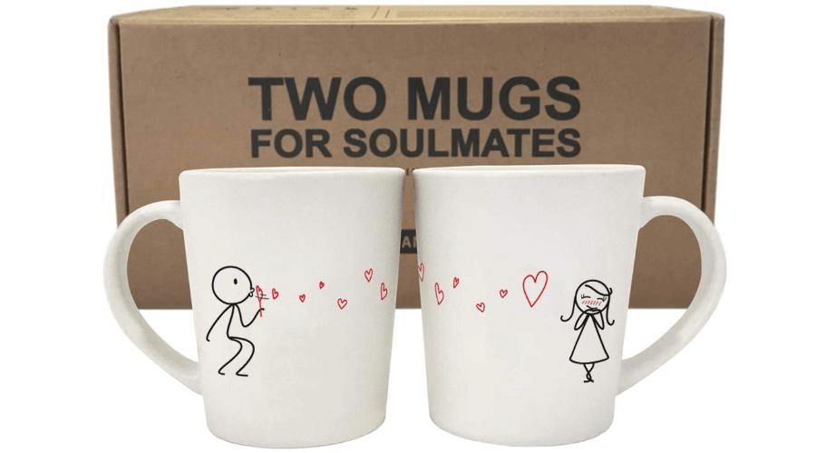 Matching Couple Coffee Mugs