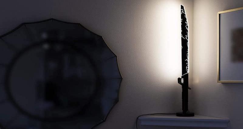 Darksaber LED Desk Lamp