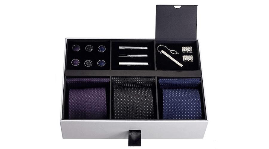 Premium Men's Tie Set