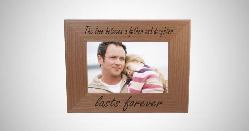 Last Forever Picture Frame