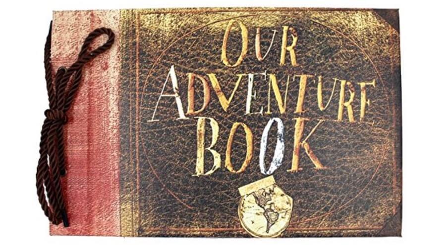 Our Adventure Book Photo Album