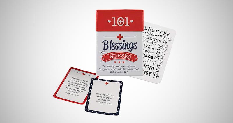 101 Blessings for Nurses Cards