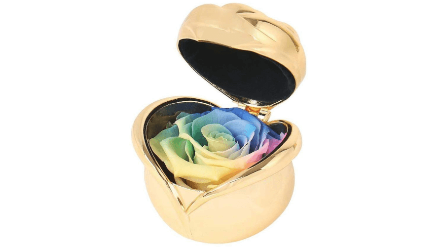 Preserved Fresh Flower Eternity Rose