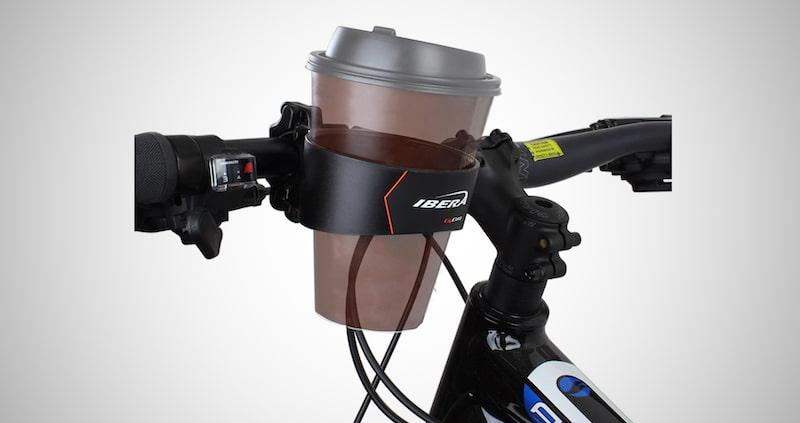 Bike Handlebar Cup Holder