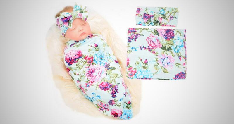 Newborn Receiving Blanket