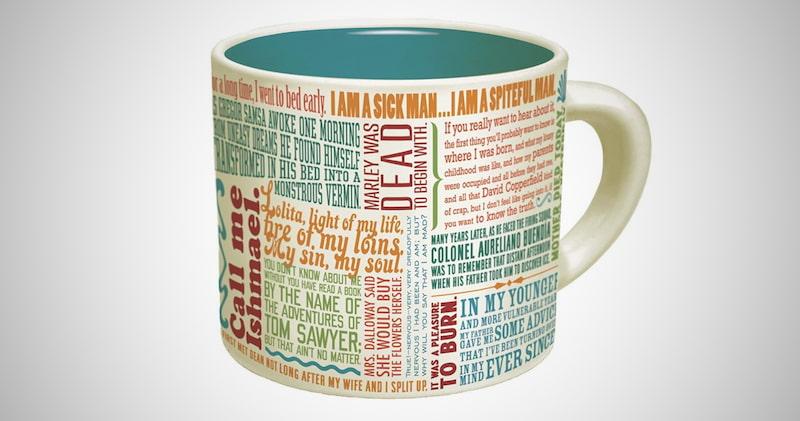 Literature Coffee Mug