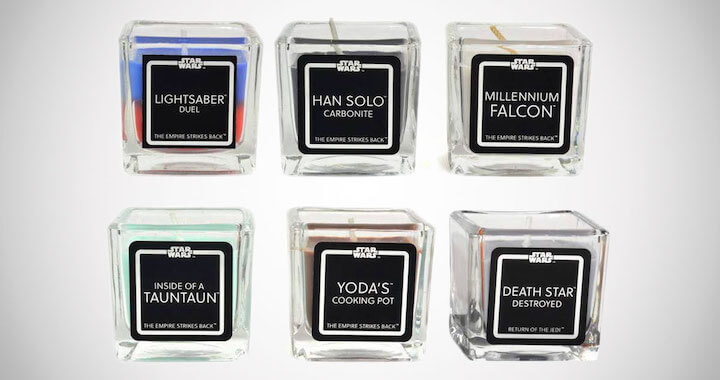 Numskull Star Wars Scented Candle Set