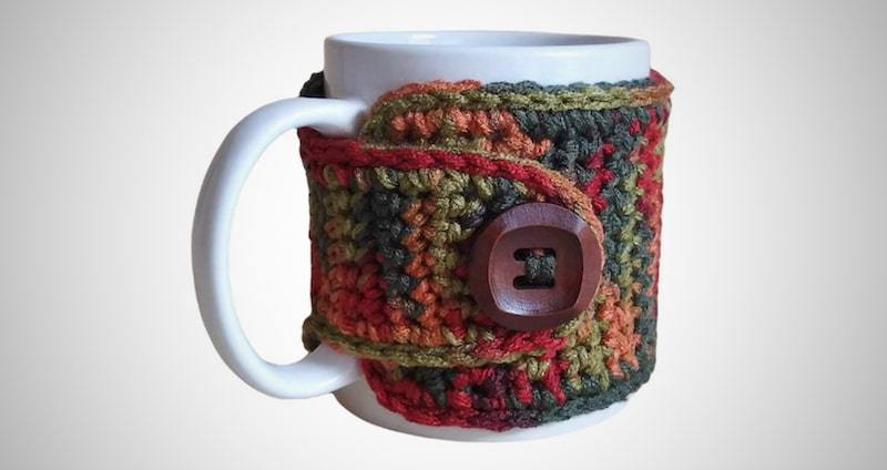 Coffee Mug Cozy Sleeve