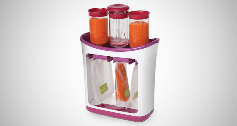 Infantino Squeeze Station Food Maker