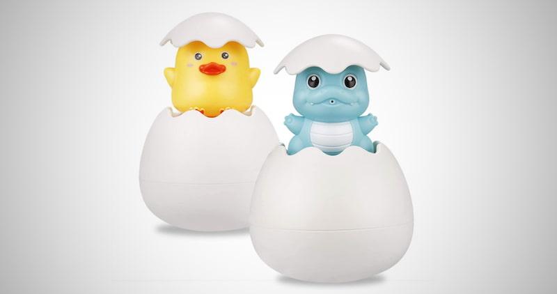 Squirt Egg Bathtub Water Toys