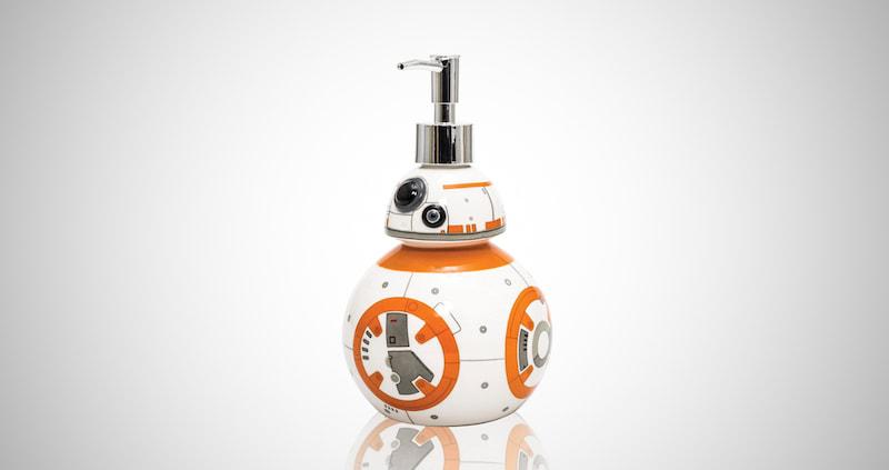 BB-8 Droid Soap Dispenser