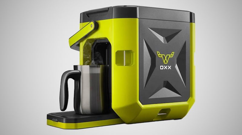 The World's Toughest Coffee Maker