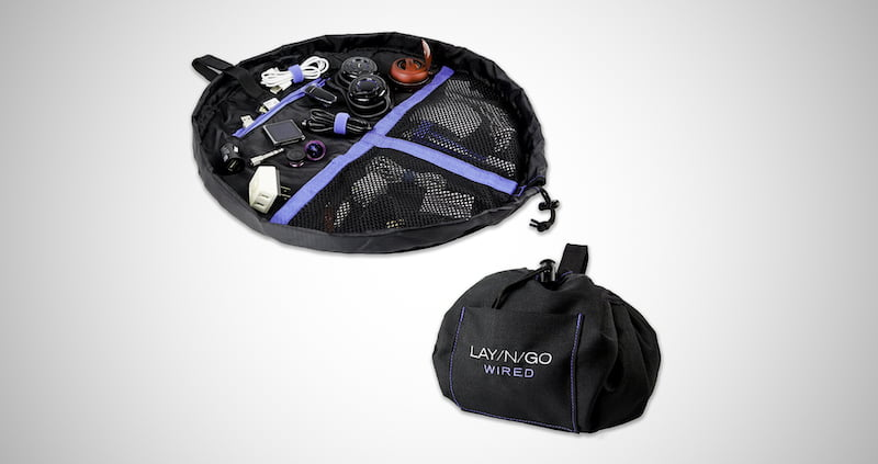 Lay-n-Go Travel Bag