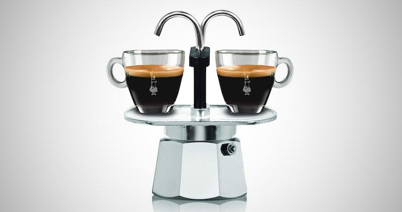Mini Express Stovetop Espresso Percolator