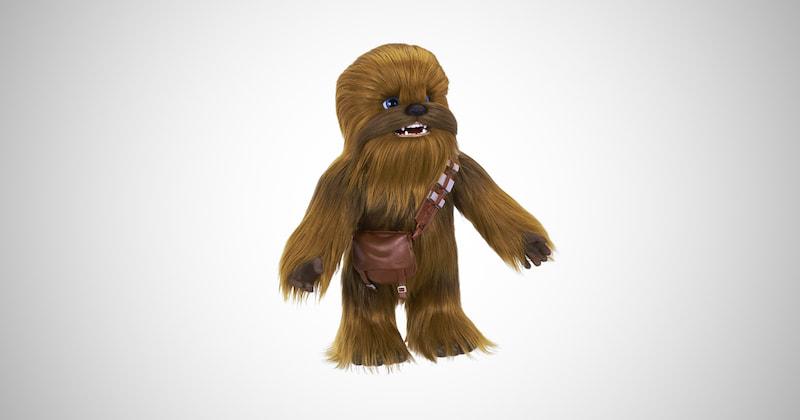 Chewie Interactive Plush Toy
