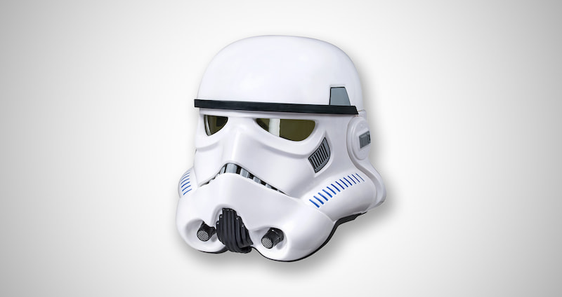 Imperial Stormtrooper Electronic Helmet