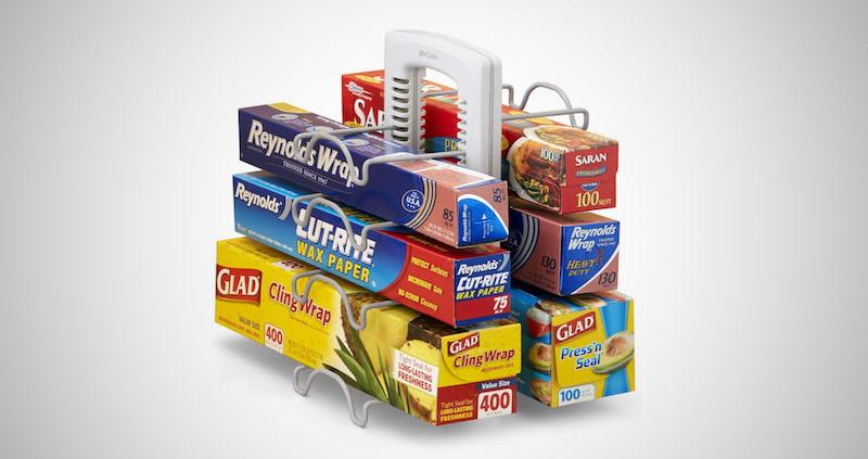 WrapStand Wrap & Bag Caddy