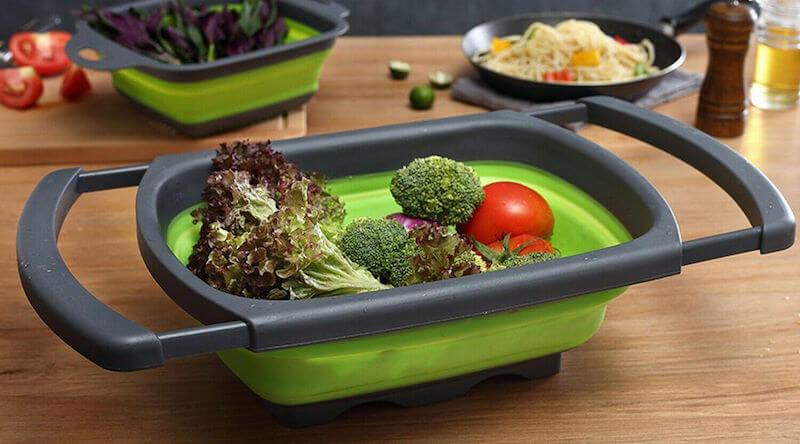 Vegetable/Fruit Colander Strainer