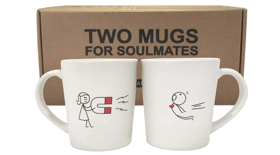 Two Mugs for Soulmate