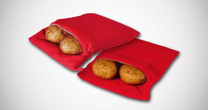 OBTANIM Microwave Potato Bag
