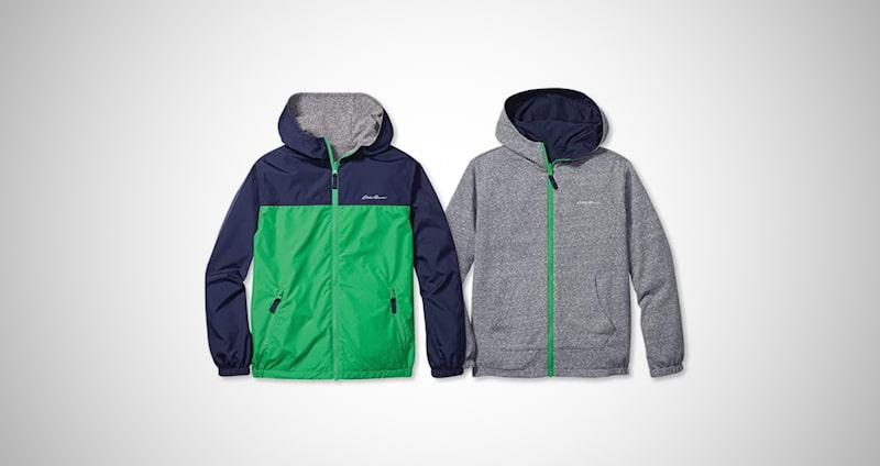 Eddie Bauer Kids Reversible Jacket