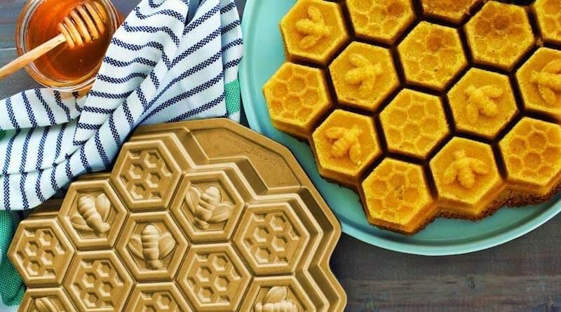 Nordic Ware Honeycomb Cake