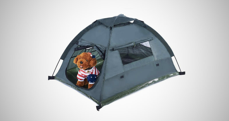 Tent Dog House
