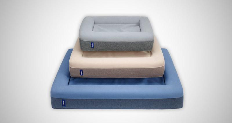 Casper Plush Memory Foam Bed