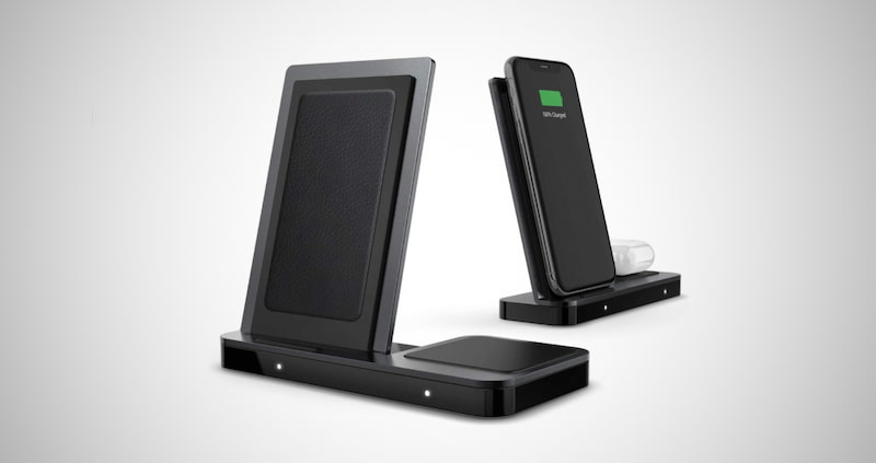 Raptic Vertical Duo Charger