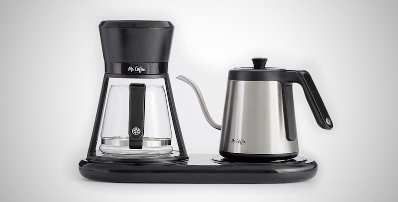 All-in-One Pour Over Coffee Maker