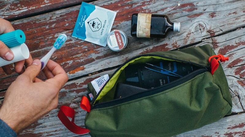 Topo Designs Men's Travel Kit