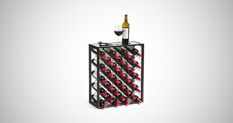 32 Bottle Wine Rack