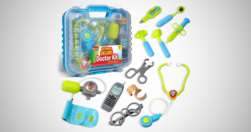Kids Dentist Medical Kit